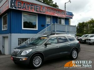2011 Buick Enclave CXL AWD **7 Passenger/Leather/Sunroof/Only 12