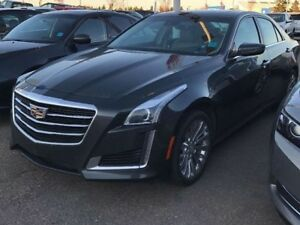 2015 Cadillac CTS AWD LOADED