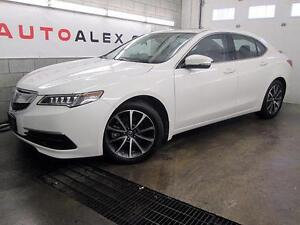 2015 Acura TLX V6 SH AWD TECH PKG. NAVIGATION CAMERA