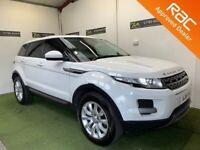 2015 Land Rover Range Rover Evoque 2.2 ED4 *Fuji White* (Finance& Warranty)