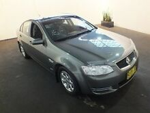 2012 Holden Commodore VE II MY12 Omega Alto Grey 6 Speed Automatic Sedan Clemton Park Canterbury Area Preview