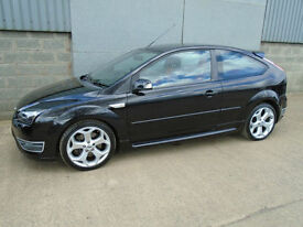 Ford Focus ST 2 2.5 Turbo Petrol 3 door hatchback 2008