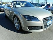 2008 Audi TT 8J MY09 S tronic Pewter Grey 6 Speed Sports Automatic Dual Clutch Roadster Wangara Wanneroo Area Preview