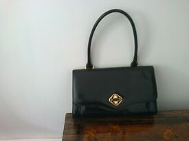 Radley beautiful patent leather handbag.