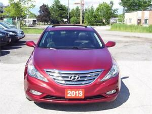 2013 Hyundai Sonata SE LIMTED LEATHER LOADED.