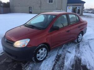 2005 Toyota Echo Automatic $3995 certified
