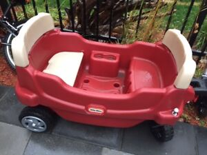 ---BROUETTE LITTLE TIKES (EXPRESS)---