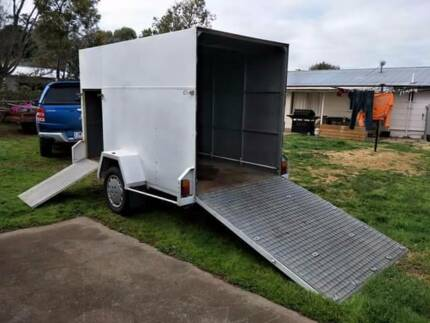 Ultimate Camping or Motorbike trailer 10 by 5