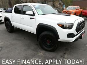2018 Toyota Tacoma TRD PRO 4X4! LOADED! NAV! DRIVER ASSIST TECH!