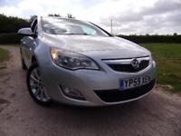 Vauxhall Astra 1.6i 16v VVT ( 115ps ) Exclusiv