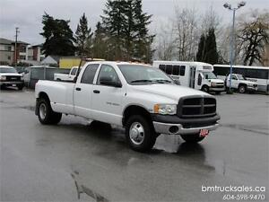 2004 DODGE RAM 3500 ST CREW CAB LONG BOX 2WD DUALLY **HEMI**