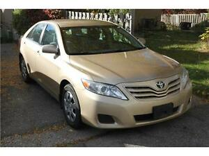 2010 Toyota Camry LE *MINT CONDITION*