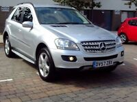 '57' Mercedes- Benz ML 280 CDI Sport 4 Matic
