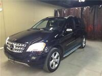 2009 Mercedes-Benz ML 350 - CERTIFIED - NAV/XENON/CAMERA/ LOADED