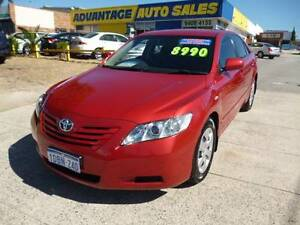 2007 Toyota Camry Altise Automatic 2.4 Litre Sedan Wangara Wanneroo Area Preview