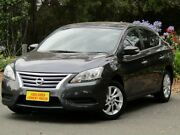 2013 Nissan Pulsar B17 ST Grey 6 Speed Manual Sedan Melrose Park Mitcham Area Preview