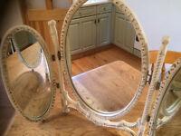 Dressing table mirror / DRESSER/ BEDROOM/ VINTAGE