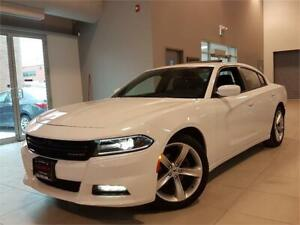 2018 Dodge Charger SXT PLUS-LEATHER-SUNROOF-CARPLAY-ONLY 26KM