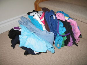 Girl's Assorted Clothes (Sizes 7 to 14)