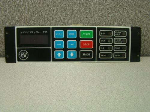 Sumitomo TouchPad Control Panel for F200 FSI Dryer, 9-Key, The Hall Company