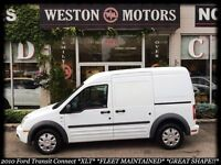 2010 Ford Transit Connect XLT* FULLY LOADED* SHELVING* FLEET MAI