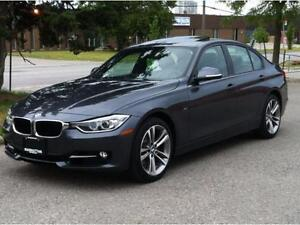 2012 BMW 328i SPORT / EXECUTIVE PKG - 6 SPEED|NAV|PARK ASSIST