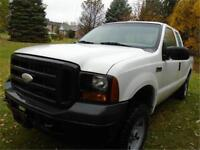 2006 Ford F-250 pickup truck, 4x4, towing package, 4 door 6 pass