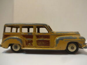 Dinky Toys Woody Panel Wagon Estate Car