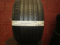 B53 1X 305/25/20 ZR CONTINENTAL SPORT CONTACT 2 1X7-6,5MM TREAD