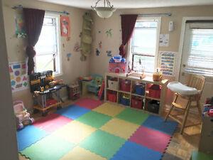 Garderie 7$/ Daycare 7$  Expérimenté et éducative Gatineau Ottawa / Gatineau Area image 1