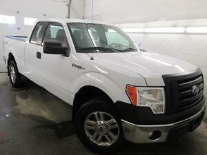 2011 Ford F-150 XL 4x4 BLANC MAGS AUTO A/C 197,000KM