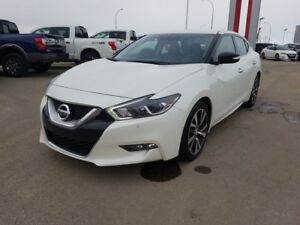 2017 Nissan Maxima SV $25888 Accident Free,  Leather,  Heated Se