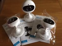 Wansview IP Camera, 720P WiFi Wireless Security Camera for Baby /Elder/ Pet etc. & Night Vision X3