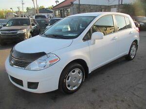 2009 Nissan Versa 1.8S (GARANTIE 2 ANS INCLUS) Financement maiso