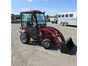 TYM 254 Hydrostatic Tractor with Yanmar Diesel Engine, Cab and L Edmonton Edmonton Area image 3