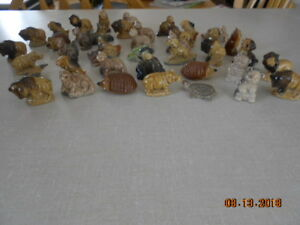 42 Collectable Tea Figurines