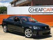 2007 Holden Commodore VE SV6 Black 5 Speed Sports Automatic Sedan Greenslopes Brisbane South West Preview