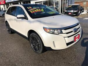 Ford Edge Sel Bluetooth Pano Roof Camera Mint Cond