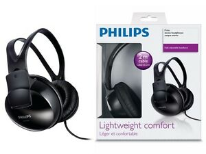 Philips-SHP1900-Soft-Noise-Isolating-Over-Ear-Stereo-Headband-Headphones-Black