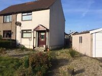 Falkirk, Slamannan, 2 bed semi detached house for rent