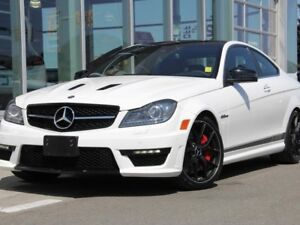 2015 Mercedes-Benz C-Class C 63 AMG 2dr Coupe