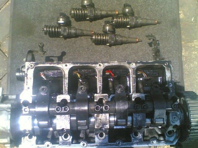 golf 5 1.9tdi engine cylinder head