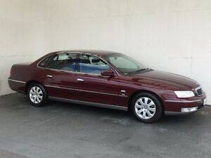 2004 Holden Statesman WK V8 Red 4 Speed Automatic Sedan Mount Gambier Grant Area Preview