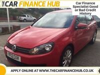BAD CREDIT, NEED A CAR ?....PAY AS YOU GO FINANCE....VW GOLF TDI.....representative APR 14.5%