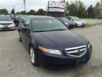 2006 Acura TL **FULLY LOADED**LOW KM***