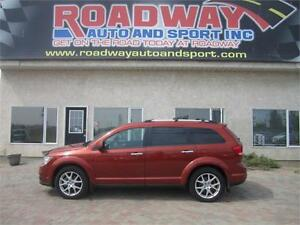 2014 Dodge Journey R/T DVD NAVIGATION 7 PASSENGER SUNROOF