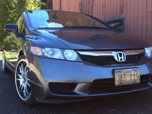 83000KM 2011 HONDA CIVIC DX-G
