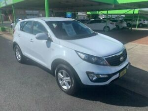 2014 Kia Sportage SUV White 6 Speed Automatic Wagon Casino Richmond Valley Preview