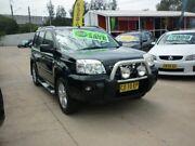 2004 Nissan X-Trail T30 TI-L (DVD) (4x4) Black 4 Speed Automatic Wagon Harris Park Parramatta Area Preview