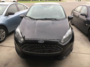 2015 Ford Fiesta (Clean History,One Owner )